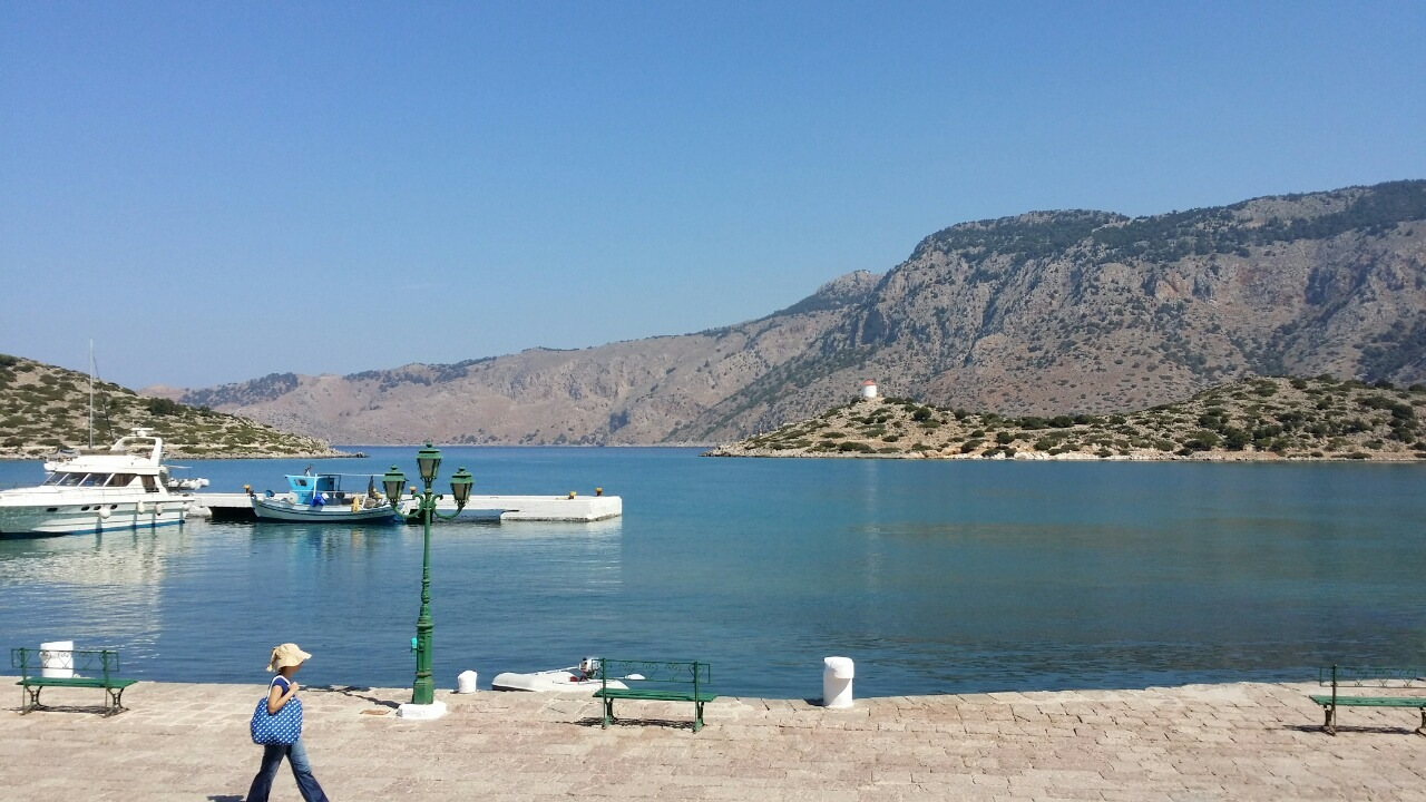 Accessible Excursion - Symi and Panormitis Monastery